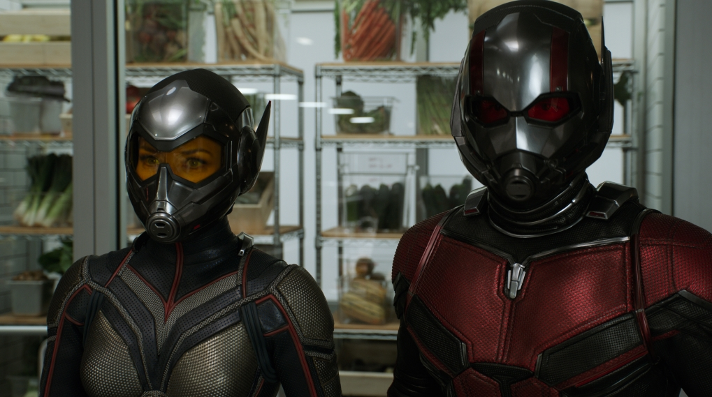 Ant-Man and the Wasp anmeldelse / Filmz.dk