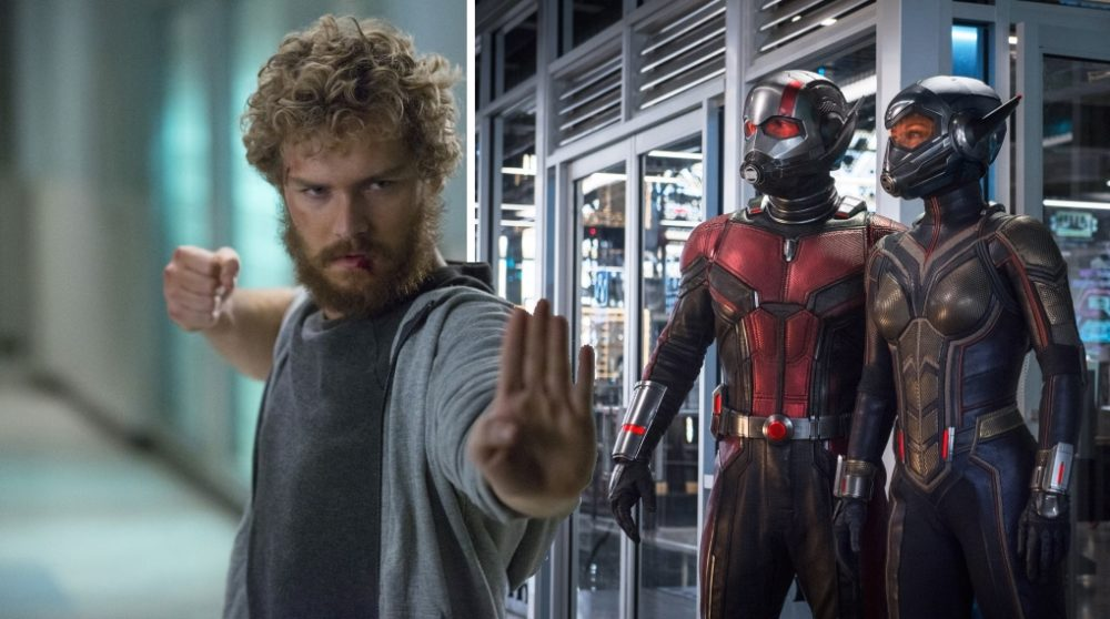 Ant-Man and the Wasp Iron Fist honest trailer / Filmz.dk