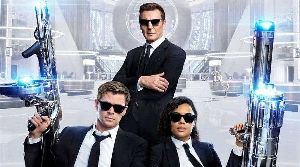 Liam Neeson MIB Men in Black international shitstorm / Filmz.dk