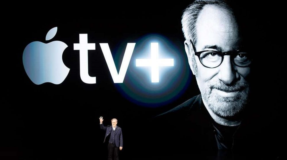 Steven Spielberg Apple TV Plus streaming hykleri / Filmz.dk