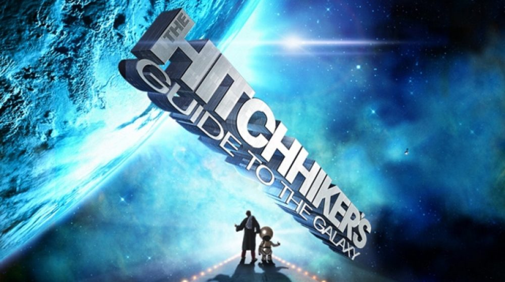The Hitchhiker's Guide to the Galaxy serie / Filmz.dk