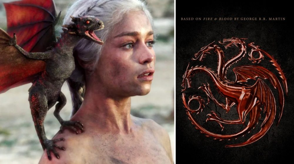 House of the Dragon serie Game of Thrones / Filmz.dk