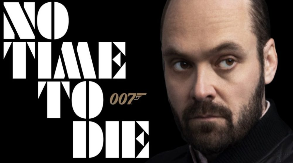 David Dencik No Time to Die James Bond rolle / Filmz.dk