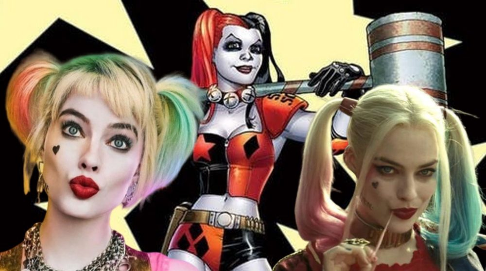 Harley Quinn look The Suicide Squad / Filmz.dk